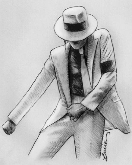 Michael Jackson by lubrightside